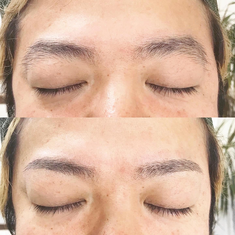サロン 大阪 眉毛